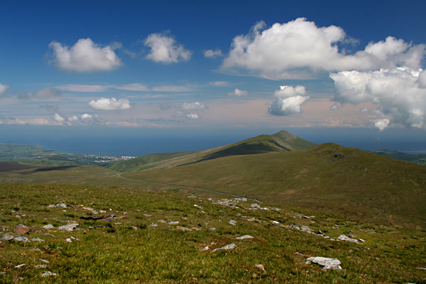 North from Snaefell
