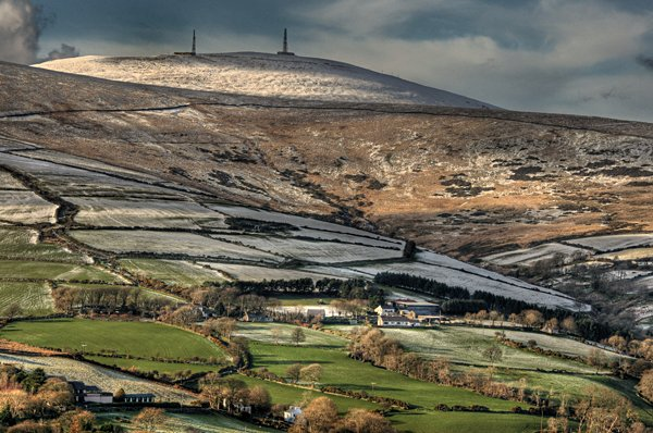 Snaefell Snow