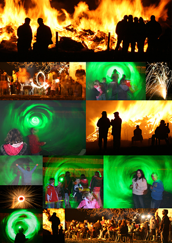 Bonfire Night Montage