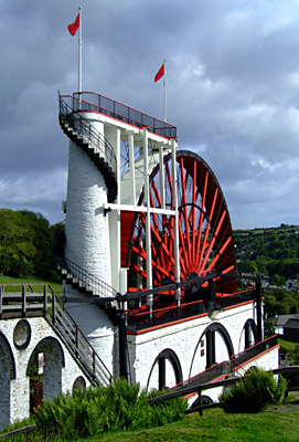 The Great Laxey Wheel, Lady Isabella