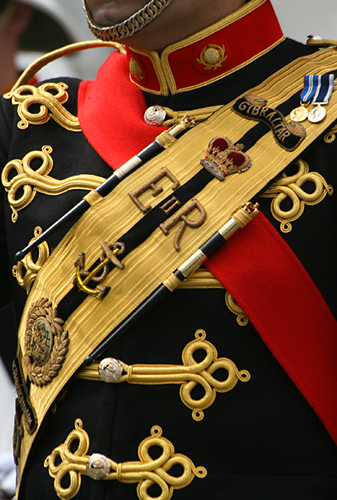 Uniform detail